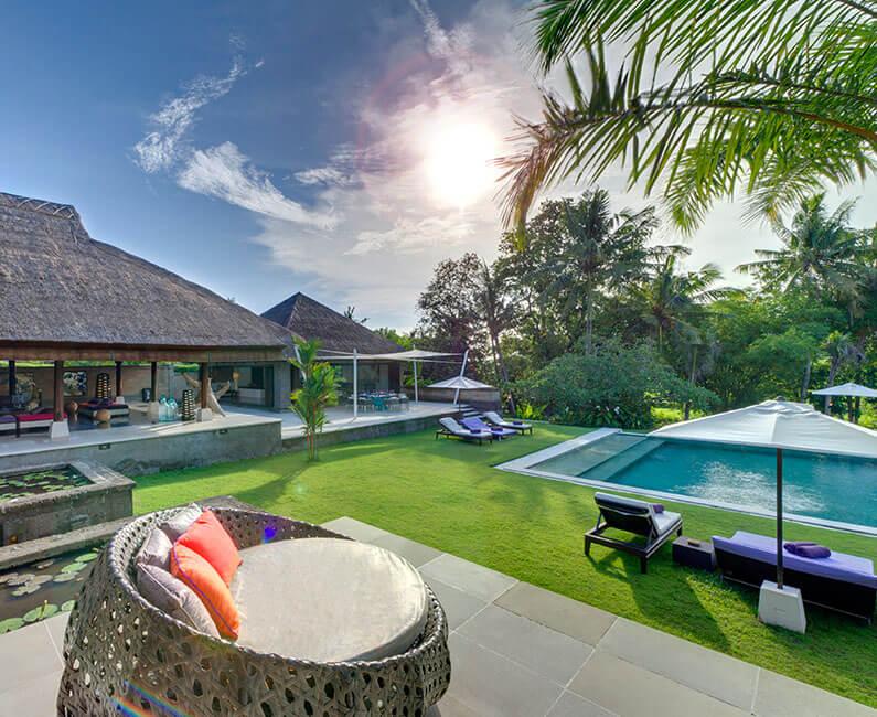 Chalina Estate Canggu 8 Bedroom Luxury Villa Bali